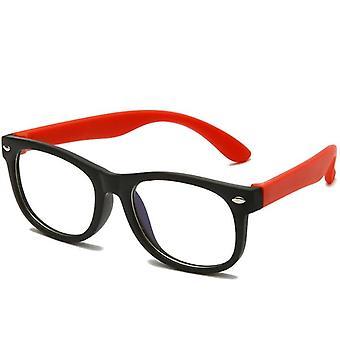 Lunettes à cadre optique Children Square, lunettes transparentes à ordinateur carré