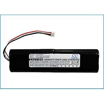 Battery for Polycom 1520-07803-004 SoundStation 2W EX SoundStation2 4400mAh
