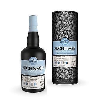 Auchnagie archivist's selection from the lost distillery company. 700ml, 46% abv, non chill filtered