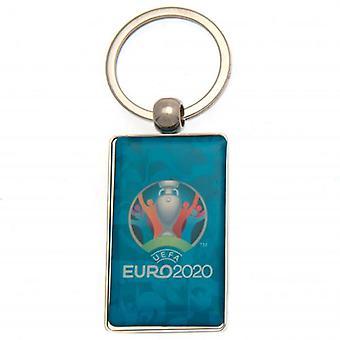 UEFA Euro 2020 Luxury Keyring