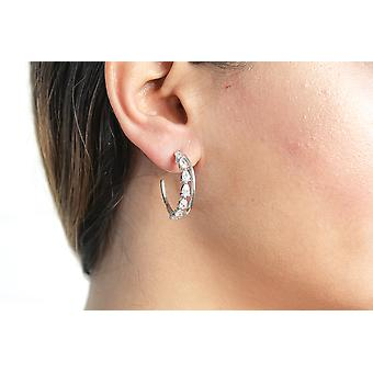 Sunset Hoop Earrings