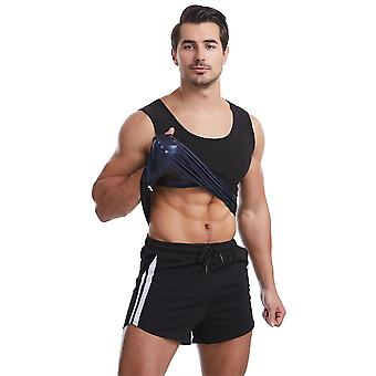 Sweat Sauna Body Shapewear Waist Trainer Slimming Vest