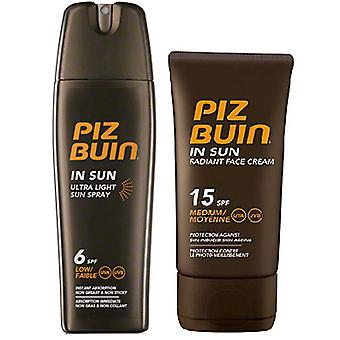 Piz Buin In Sun Pack 2 Pieces