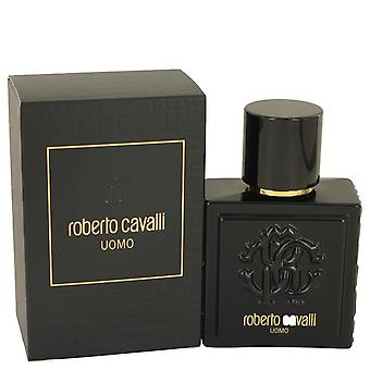 Roberto Cavalli Uomo Eau De Toilette Spray By Roberto Cavalli 2 oz Eau De Toilette Spray