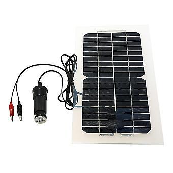 Puoli taipuisa aurinkopaneeli kaapeleilla 18v 5,5w 31,5 x 16,5 0,15cm