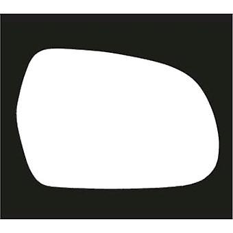 Prawy kierowca Side Stick-on Wing lustro szklane