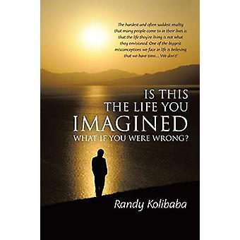 Is This the Life You Imagined - What if you were wrong? by Randy Kolib