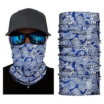 3Pcs silky quick-drying uv resistant bandanas xhs-357