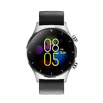 ساعة ذكية للرجال، وضع الرياضة المتعددة، GPS عداد الخطى اللمس الكامل ل دائرة الرقابة الداخلية الروبوت-Silver2