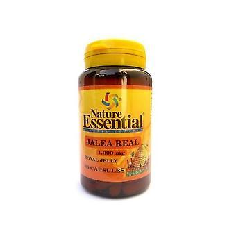 Nature Essential Jalea Real 1000 mg 60 kapslar