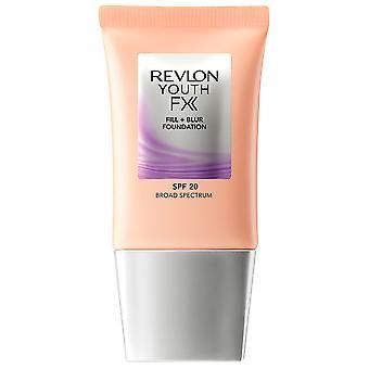 Revlon Youthfx remplir + Blur fondation n220 naturel beige 30 ml