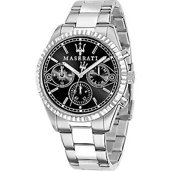 Maserati R8853100014 Montre-bracelet En acier Competizione Homme