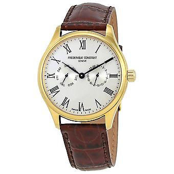 Frederique Constant Classics Silver Dial Men's Watch FC-259WR5B5