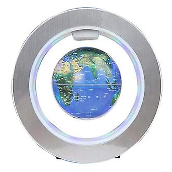 Magnetic Levitation Globe Rotating Magnetic Ball Air World Map For Office Set