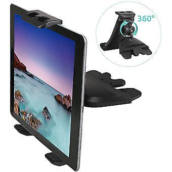HanFei CD Schlitz Auto Halterung Universal Tablet Phone Halterung Tablet CD Einschub KFZ Handy