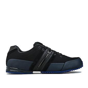 Y-3 adidas men's sprint black trainers