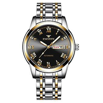Men Military Waterproof Quartz Wristwatch