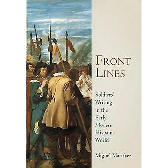 Front Lines by Miguel Martinez