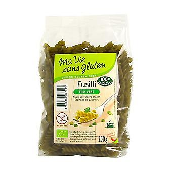 ORGAANINEN vihreä hernefusilli 250 g