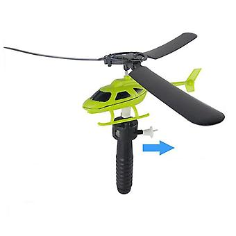 Kids Helicopters Fly Drawstring Pull Wires Helicopters Fly Freedom Drawstring