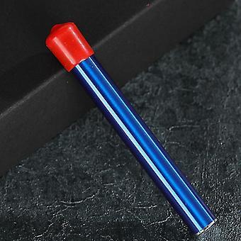 מכה כחולה מצית מיני חשמלי USB סיגריה קל יותר עישון קל יותר מסגרת קל cai378
