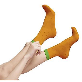 Luckies of london - patterned novelty fruit socks
