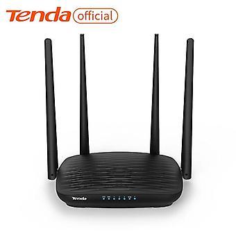 DZK Tenda AC5 Ev2.0 vezeték nélküli router router WIFI repeater 4 nagy nyereségű antennával szélesebb lefedettséggel