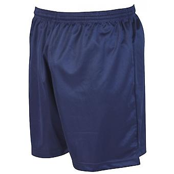 Precision Micro-stribe Fodbold Shorts 38-40 tommer Navy Blue