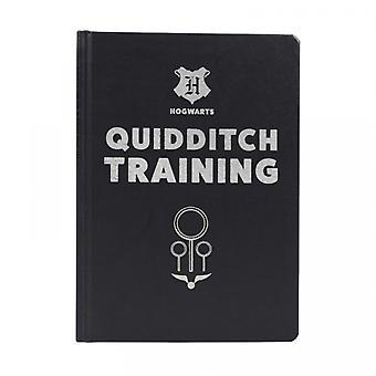 Harry Potter - Training Journal A5 Notebook