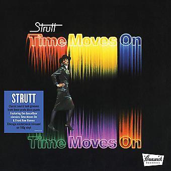 Strut - Time Moves On Vinyl