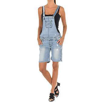 MET Frauen Overalls Lexy Cort Blue