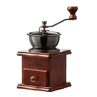 Coffee bean grinder washable h-cranked coffee grinder coffee bean grinder household grinder dt7660