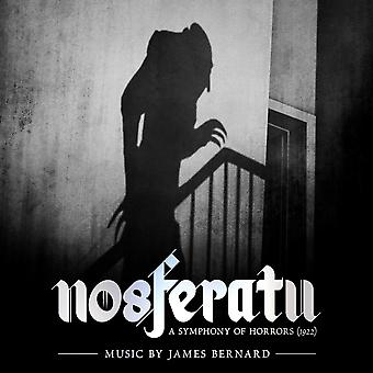 James Bernard - Nosferatu A Symphony Of Horrors (1922) Original Soundtrack Recording Vinyl