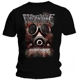 BFMV Temper Temper Gas Mask T Shirt: X Large