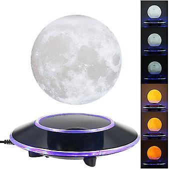 Wokex Magnetische schwebende Mondlampe Nachtlicht schweben und drehen sich in der Luft frei mit allmählich