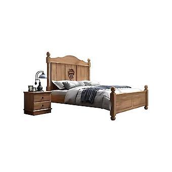 غرفة نوم الأثاث الشمال تركيبة السرير مجموعة