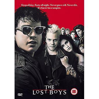 De Verloren Jongens DVD