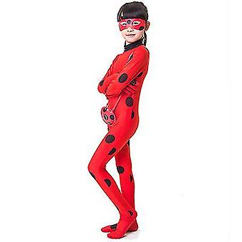 Costume per bambini Cosplay di Halloween Chlid Little Beetle Suit (da 130 cm a 140 cm)