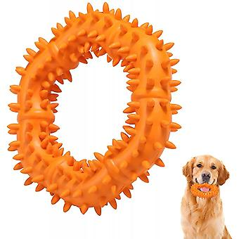 Dog Puppy Chew Toys For Aggressive Chewers Natural Rubber Long Lasting Training