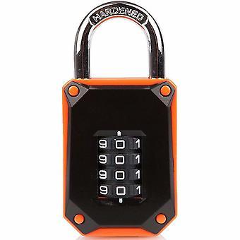 Large Size Household Lock Orange