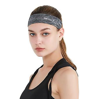 Workout Sweatbands For Women Headband Sport Hairbands Non-slip Wicking Breathable