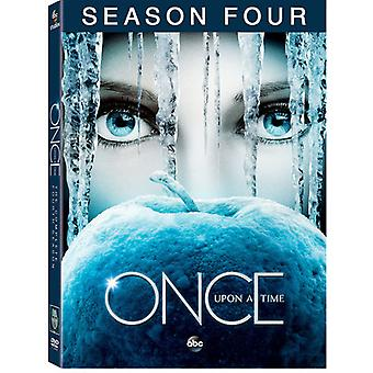 Once Upon a Time: komplette vierte Staffel [DVD] USA Import