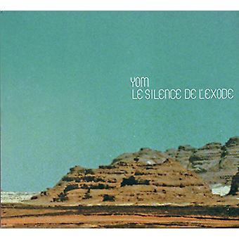 Yom - Le Silence De L'Exode [CD] USA import