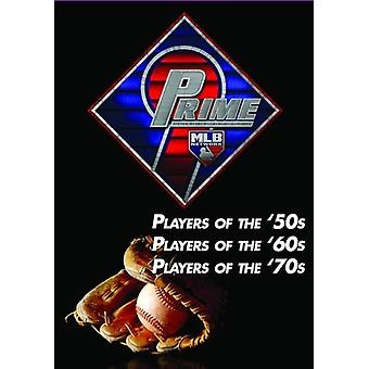 Prime 9: Players of the 50s / Players of the 1960s [DVD] USA import