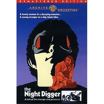 Escavador de noite (Remastered) [DVD] EUA importar