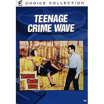 Teenage Crime Wave [DVD] USA import