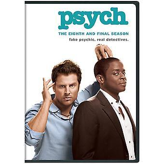 Psych: De achtste & finale seizoen [DVD] VS importeren