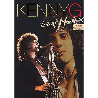 Kenny G - Live at Montreux 1987-88 [DVD] USA import