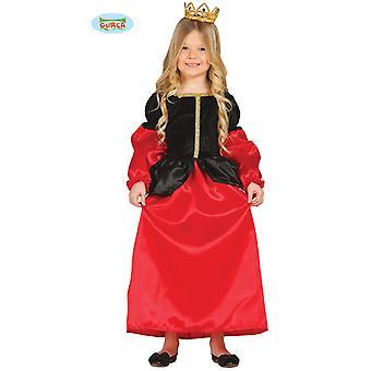 Prinses kostuum middeleeuwse prinses kostuum kind