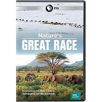 Der Natur Great Race [DVD] USA import
